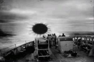 Portal Interdimensional sendo ativado em 1943